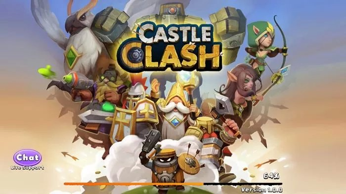 Castle Clash [Android/iOs]