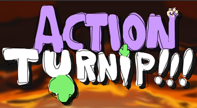 Action Turnip!!!